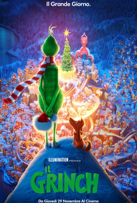Il Grinch - Dolby Atmos Lux
