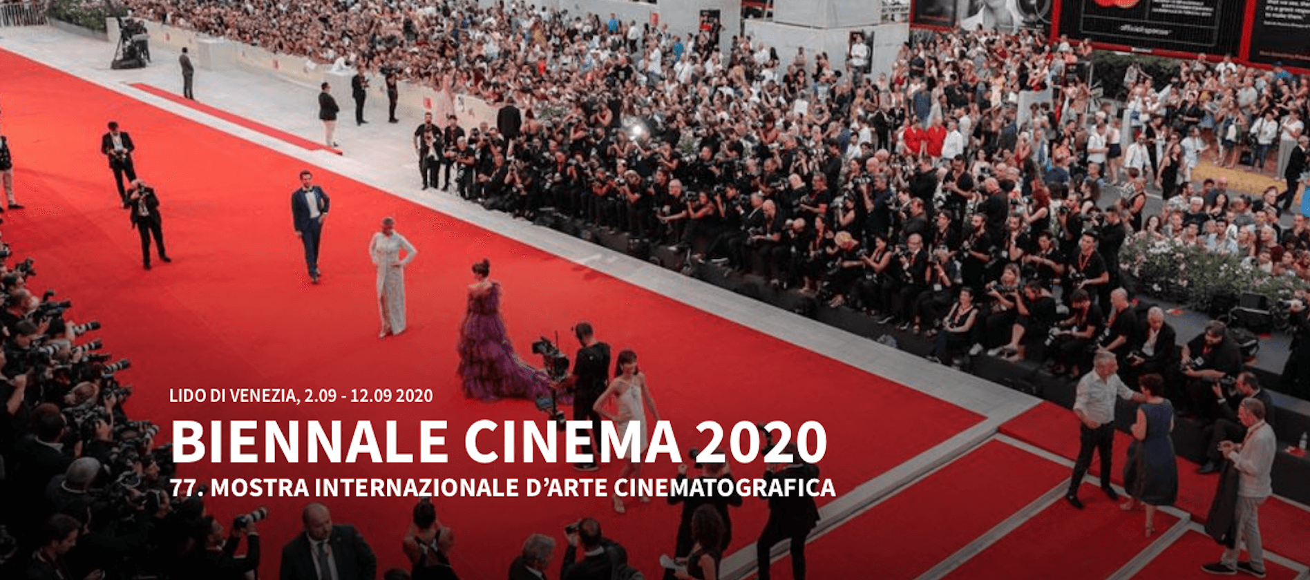 Cinemeccanica Technical Sponsor of the 77th Venice International Film  Festival - Cinemeccanica
